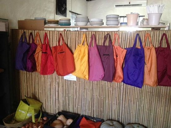 Pure Cafe Greyton : New Market Bags!