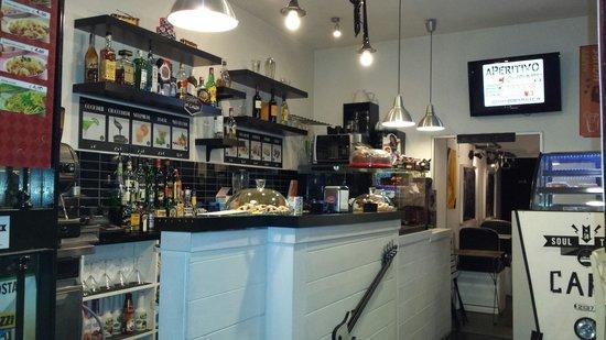 Soul Tram Lounge bar