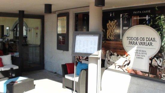 Pasta Caffe - Cais de Gaia: Het restaurant