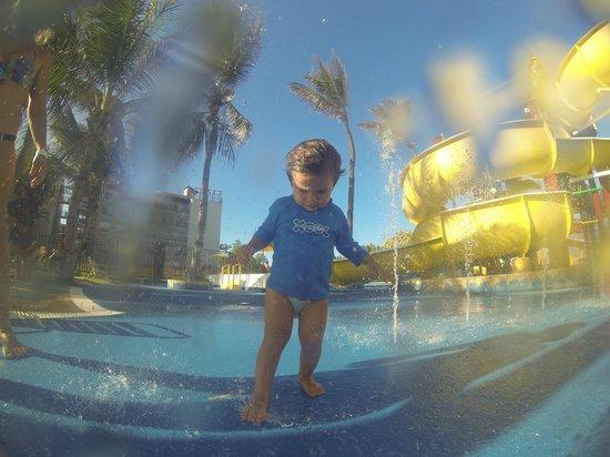 Acqua Beach Park Resort: Beach Park