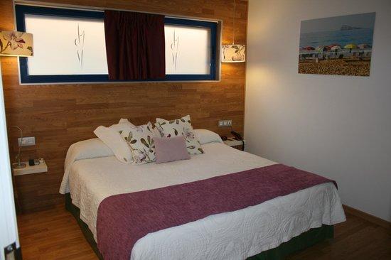 HOTEL FETICHE: HABITACION DOBLE PLANTA 3