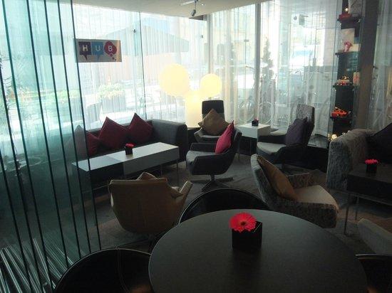 Radisson Blu Plaza Hotel, Helsinki : Lobby