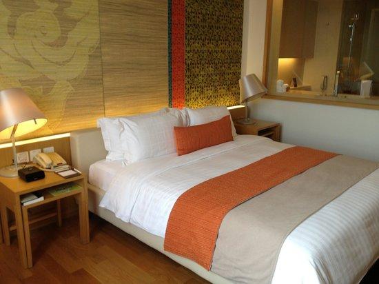 Pathumwan Princess Hotel : Bedroom