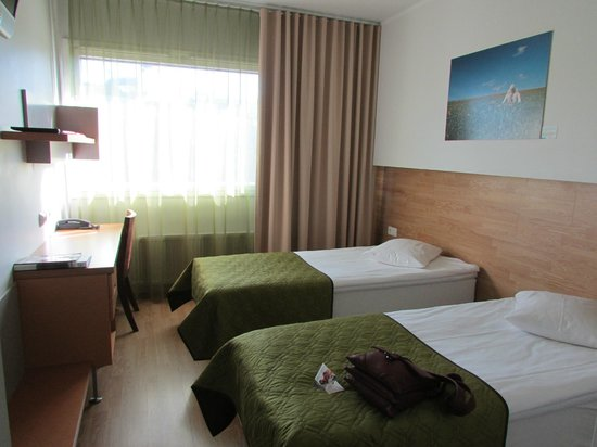 Go Hotel Shnelli: мой номер
