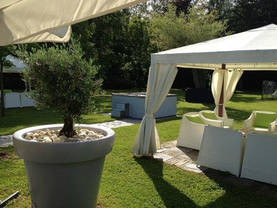 Quality Hotel Le Cervolan Chambery - Voglans : Le Parc