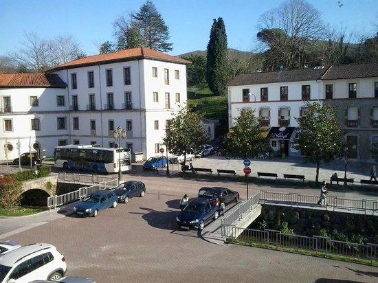Hotel Enclave: Vistas desde la habitación 2