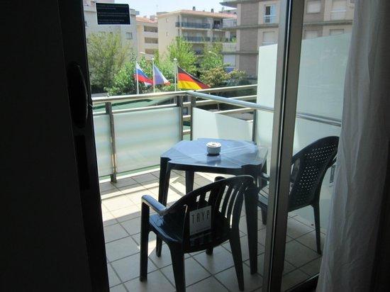 TRYP Port Cambrils : balcon