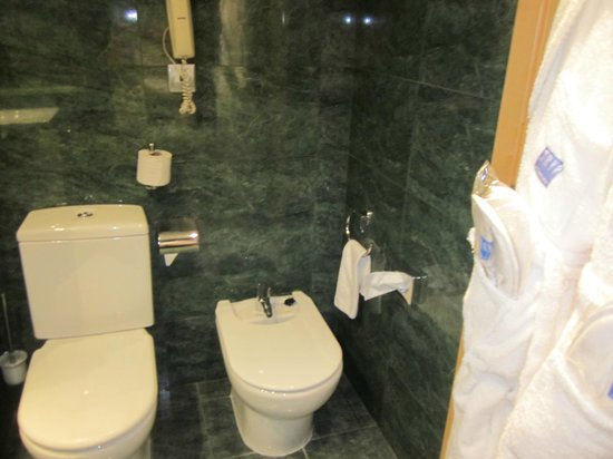 TRYP Port Cambrils : wc