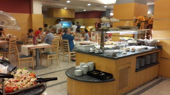 TRYP Port Cambrils : buffet
