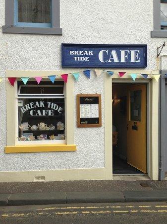 The break tide cafe
