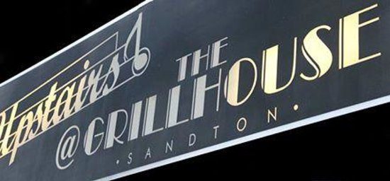 The Grillhouse Rosebank: Captured the The grill house signage