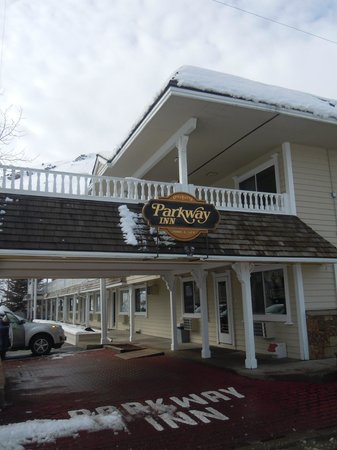 Parkway Inn : Great place