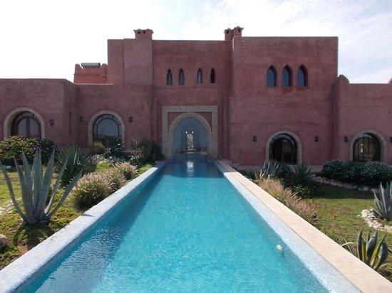 Villa Gonatouki : 22m pool for laps