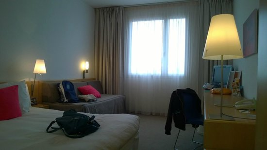 Novotel Barcelona Sant Joan Despi: The rooms were perfectly clean!