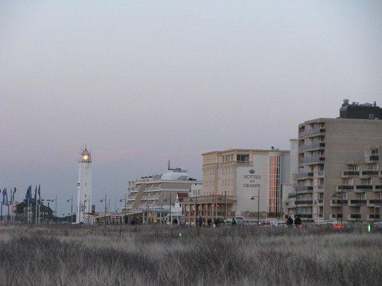 Hotel Van Oranje, Autograph Collection: Вид на отель со стороны моря