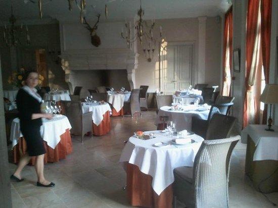 Château d'Etoges : restaurant