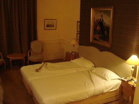Hotel Lotti Paris: Aconchegante