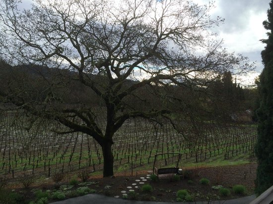 Wine Country Inn & Cottages: Balcony photo