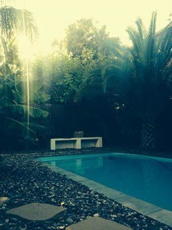 Antrim Villa: My view