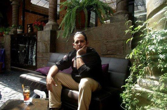 Andean Wings Boutique Hotel: ...disfrutando de nuestro último día en Cusco, luego de un largo viaje incluyendo MachuPichu