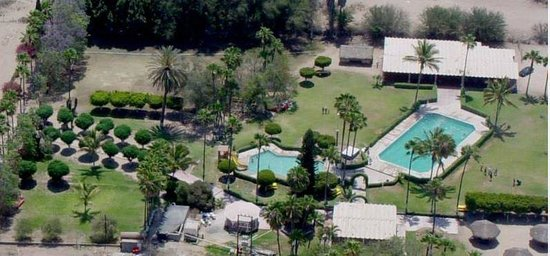 La Pila RV Park: Vista aérea