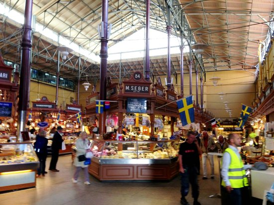Ostermalms Saluhall : A Treat for the Senses