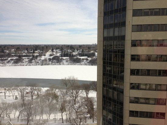 Radisson Hotel Saskatoon: River view