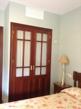Hotel Veracruz : Habitación Nº8 piso 2 (hay ascensor)