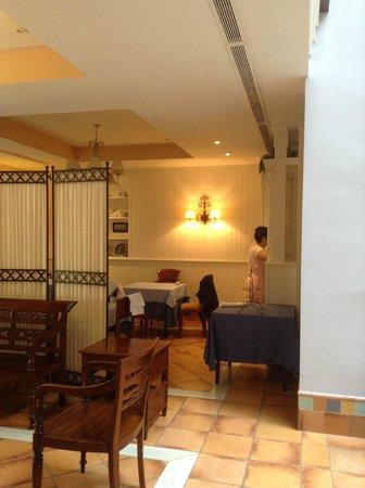 Hotel Veracruz : Comedor de desayuno