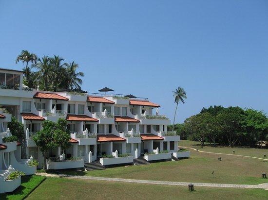 Vivanta by Taj - Bentota: View from garden view deluxe