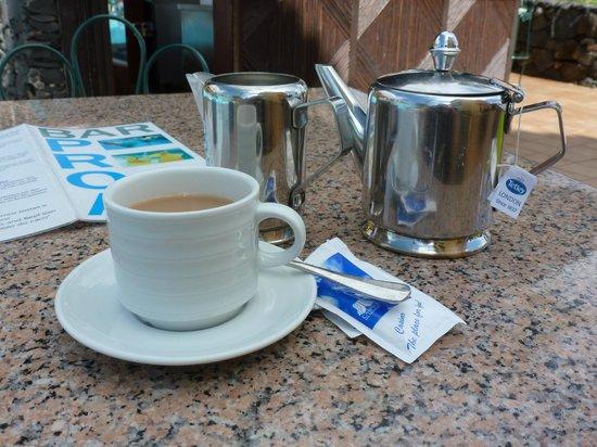 Pestana Village: English Tea