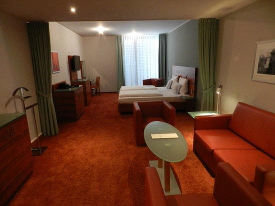 BEST WESTERN PREMIER Schlosshotel Park Consul: Suite
