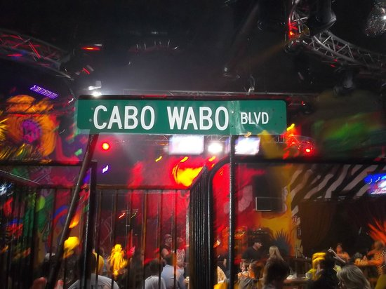 Cabo Wabo: Oh Yeah