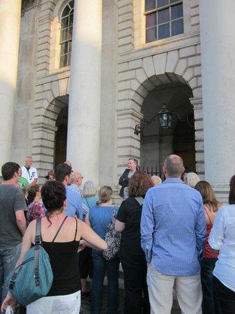 Dublin Literary Pub Crawl: 'Intermission'
