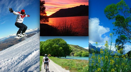 Time 2 Go!: Queenstown is great in any season