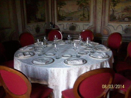 Grand Hotel Villa Torretta Milano : sala pranzo