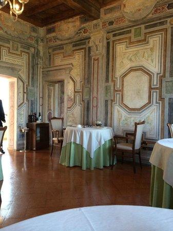 Grand Hotel Villa Torretta Milano : sala colazione e ristorante
