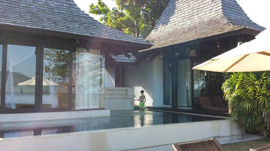The Vijitt Resort Phuket: villa 1