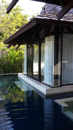 The Vijitt Resort Phuket: villa 1
