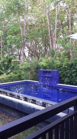 The Vijitt Resort Phuket: piscine villa 34