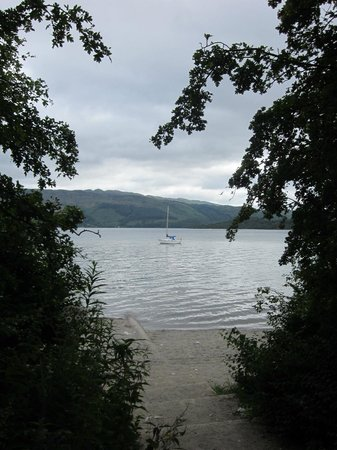 Loch Lomond Park Centre: Beautiful view