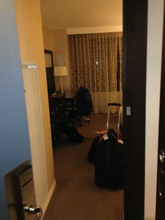 Washington Hilton : View of the room from the doorway