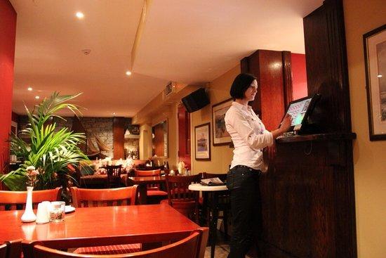 O'Malley's : Restaurant