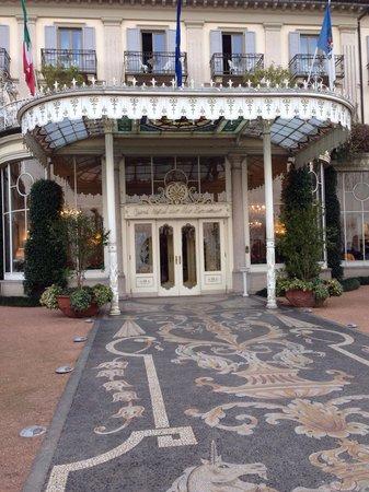 Grand Hotel Des Iles Borromees : Ingresso