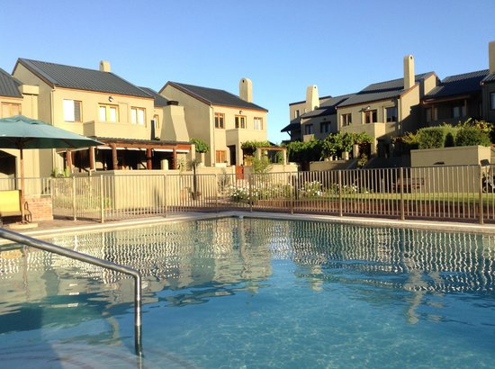 Devonvale Golf & Wine Estate: Schön Anlage