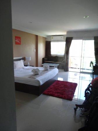 Aonang Mountain View Hotel : Zimmer 501