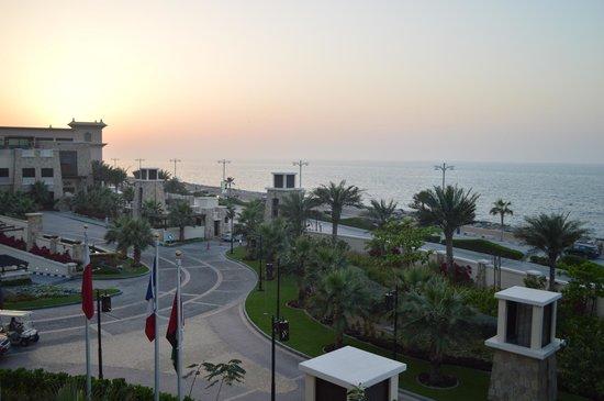 Sofitel Dubai The Palm Resort & Spa : vue chambre