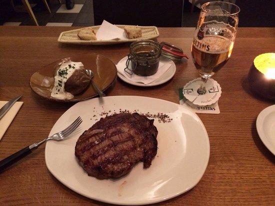 Estancia Steaks: Black Angus 500g