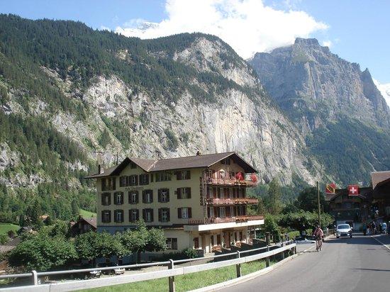 Hotel Silberhorn : Paisagem