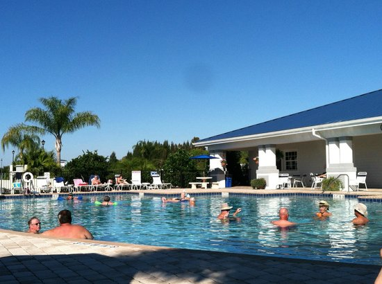 Silver Palms RV Resort: Silver Palms Resort  pool